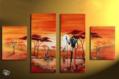 hand-painted-wall-art-font-b-African-b-font-forest-font-b-tribe-b-font-font.jpg (640×427)