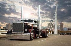 Bridge shot approaching the Harley Davidson Museum. #Milwaukee #hotrod #actionshot #diesel #caterpillar #lowrider #peterbilt #semi #truckporn #cityscape #eilenandsonstrucking #chrome #ultrarigsoftheworld #cummins #dieselpower #americantruck #rad #badass #trucksofinstagram #digitalagency #midwest #countrymusic #metal by roger_snider https://www.instagram.com/p/BFVM8dXnNE_/ #jonnyexistence #music