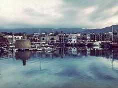 Kyrenia Harbour, North Cyprus.