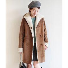 by フェイクムートンフードコート | ビューティ&ユースユナイテッドアローズ レディース(BEAUTY&YOUTH ) | ファッション通販 マルイウェブチャネル