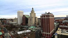 Downcity Living At Its Finest #theresidencies #unit1908 #downtown #providence