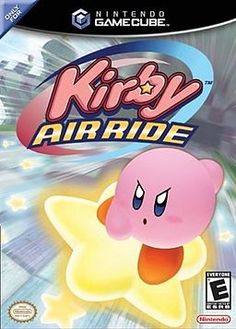 kirby air ride is a great game for little kids who can't quite play mario kart double dash yet on the gamecube.  This was created by the same studio who made super smash bros. melee and you can tell by the level designs.  If you are older it is still a bit of fun, but little kids will have a blast.