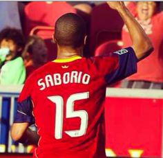 Alvaro Saborio - 2013 Real Salt Lake, Stand Up, Soccer, Faces, Sports, Life, Get Up, Hs Sports, Football