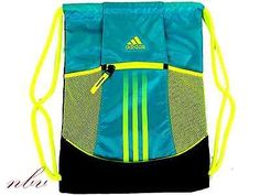 Adidas drawstring backpack! I have one in pink and love it!!! Love ...