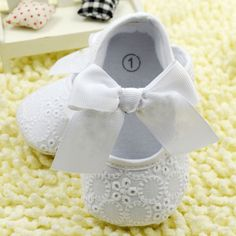 baby girl princess prewalker shoes pure white soft sole shoes infant leisure first walkers girl toddler shoes(China (Mainland)) Toddler Girl Shoes, Baby Girl Shoes, Kid Shoes, Baby Girl Baptism, Baby Girl Princess, Baptism Dress, Baby Girl White Dress, White Dress Shoes, Baby Shop Online