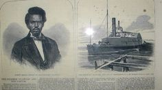 Researchers think they have found the wreck of the iconic Civil War vessel the Planter — the Confederate ammunition ship commandeered by the slave Robert Smalls, who steamed it out of Charleston and surrendered it to the Union Navy.