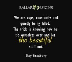 we are cups  I  ballarddesigns.com