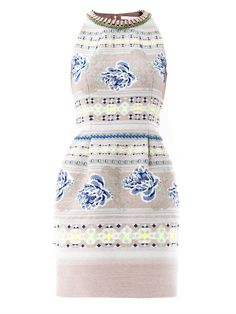 We cannot get enough of this Matthew Williamson dress! While it is on the high end of the budget, at £1195.00, if you have the money, why not?! You would be the envy of every wedding guest.