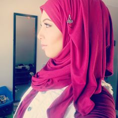 Jersey Hijab Tutorial: 3 different styles