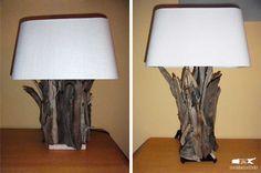 Auf der Webseite findest Du verschiedene DIY-Möglichkeiten, Lampen aus Treibholz selbst zu bauen. Hier findest Du Anleitungen zum nachmachen.