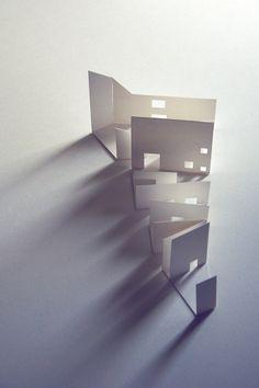 ...casitas para jugar con las sombras