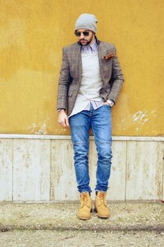 17 urban men street style outfits love this look fashion, me Indie Outfits, Street Style Outfits, Casual Outfits, Men Casual, Fashion Outfits, Fashion Trends, Casual Trends, Casual Fall, Fashion Ideas
