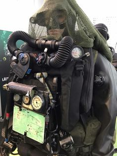 Military Suit, Military Police, Scuba Wetsuit, Technical Diving, Tactical Operator, Military Special Forces, Scuba Diving Equipment, Underwater Pictures, Dive Shop