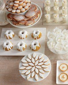 Mini Rum Bundt Cakes - Martha Stewart Weddings Planning & Tools