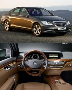 MERCEDES S-Class W 221 owner/'s manual 05-09