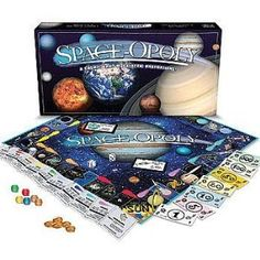 Get lost in space. Collect your favorite cosmic wonders and play to rule the universe. Watch out for the black hole or you won't be home in time for dinner. Monopoly Board, Traditional Games, Lost In Space, Toys Online, Family Game Night, Nature Crafts, Game Room, Puzzles, Board Games