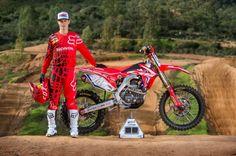 MX2: Honda aposta forte no Mundial
