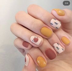 With the entire hair dying products and solutions available on the market nowadays it is now far more prevalent for. Cute Nails, Pretty Nails, Damaged Nails, Korean Nail Art, Uñas Fashion, Kawaii Nails, Minimalist Nails, Stylish Nails, Perfect Nails