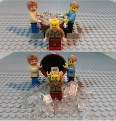 #icebucketchallenge #LEGO