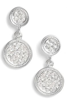 6fa37d23ec7 Main Image - Anna Beck Gili Double Disc Earrings