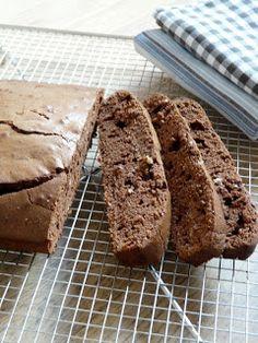 Ondinecheznanou.blogspot.com | Cake au chocolat noir |  Les vacances arrivent et pour goûter tranquillement avec les enfants , voici une recette d'un g...