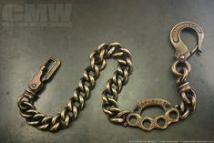 Wallet chain size 40cm & 45cm