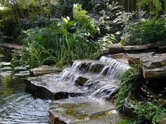 Pond idea from jameslandscaping.com