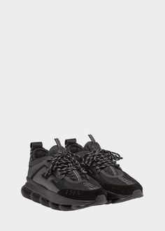 Versace Chain Reaction Sneakers for Men | US Online Store