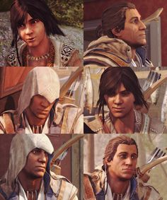 It's time to show Ubisoft the potential of an Assassin's Creed 3 sequel involving Connor Kenway. Assassins Creed Memes, Assassins Creed Unity, Conner Kenway, Assessin Creed, Cry Of Fear, Victim Quotes, Book Memes, Bad Habits, Hot Guys