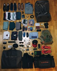 Everything ready for the #KoreaHellYeah adventure! Tomorrow we (@gi.cam) and I head to Madrid and the day after fly to Seoul! Will be 12 days of intense exploring new senses and smells and I'll be sharing all of it here on my Instagram and on my blog!  Now I just have to find the way to fit everything inside of the bag on the right .