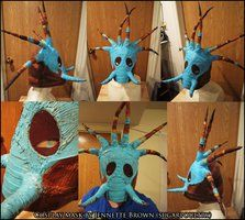 Valka mask. Nice paint colors.