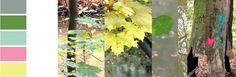 Moodboards en paletten: de kleuren van 2014