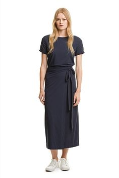 Wrap Jersey Dress | Dresses