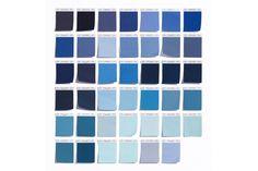 Pantone Adds 210 Shades to Color System Colour Pallete, Color Schemes, Color Palettes, Graphic Design Inspiration, Color Inspiration, Blue Paint Colors, Global Design, Art Graphique, World Of Color