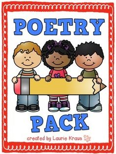 Are you teaching your students how to write poems?  This poetry unit will enable your students to express their ideas in a creative way. It is a great introduction to poetry writing.  This product includes:*My Poetry Book cover (color and b/w)*Types of Poetry sheet with examples*Acrostic Poem*Cinquain Poem *Couplets Poem *Diamonte Poem *Haiku PoemThank you for showing an interest in this product.