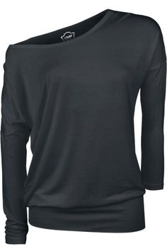 Ladies Tee EMP Black Premium, Girlie 169kr