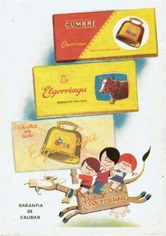 ANTIGUAS TIENDAS ULTRAMARINOS-COMESTIBLES-BEBIDAS-ANTIGUOS ULTRAMARINOS-RAFAEL CASTILLEJO-I Chocolates Elgorriaga! Qué buenos! |ANTIGUAS TIENDAS - COMESTIBLES-BEBIDAS-ANTIGUOS ULTRAMARINOS | RAFAEL CASTILLEJO
