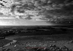 Undheim Monochrome, Clouds, Landscape, Studio, Photography, Outdoor, Outdoors, Scenery, Photograph
