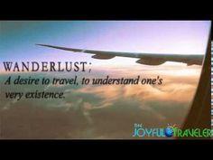Indulge your wanderlust! Visit our blog-- The Joyful Traveler-- for tips, advice & inspiration. http://the-joyful-traveler.com/