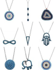 925 Sterling Silver & Nano Turquoise Collection COMING SOON Only herewww.PearlsAndRocks.com
