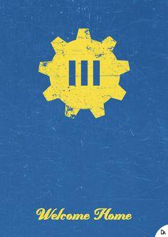 #Fallout 4 #Vault111