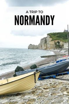 An impromptu trip to Normandy's beautiful coast - discover pretty Honfleur harbour, Rouen, Etretat and more