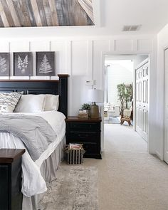 176 Best Bedroom Images In 2020 Wall Board Bedroom White Wash Walls