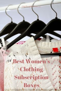 Women's clothing subscriptions make it possible for every lady to have access to a personal stylist. Get expert recommendations for your body type and style