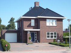 nieuwbouw woning vrijstaand - Google zoeken Roof Design, Modern House Design, Beautiful Homes, Sweet Home, New Homes, Mansions, House Styles, Inspiration, Interiors