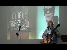 Musical com Sérgio Santos em homenagem a Chico Xavier no 8º Encontro Chico Xavier de Guaxupé/MG - REDE AMIGO ESPÍRITA