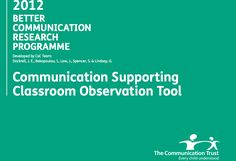 An example of a classroom observation tool. There are some useful points in this document. A school wide tool which could be used to raise teacher effectiveness and build teacher capacity.