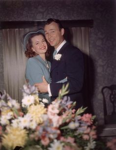 Roy Rogers and Dale Evans were able to break their serial marriage history by having a successful marriage for fifty-one years.