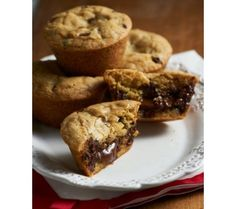 Story image of David's Chocolate Chip Lava Cookies