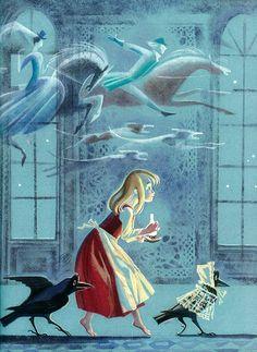 Nika Goltz - Beautiful illustration!